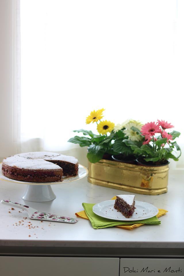 torta grano saraceno trentina